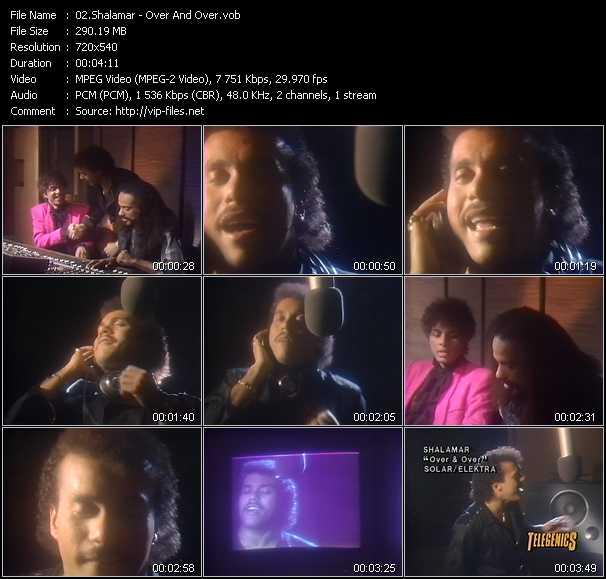 Shalamar video screenshot
