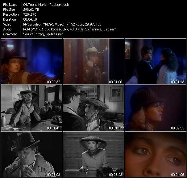 Teena Marie video screenshot