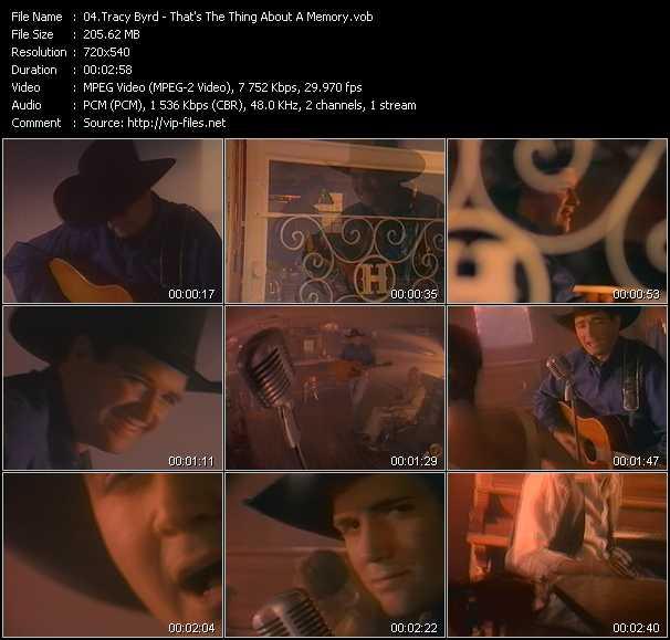 Tracy Byrd video screenshot