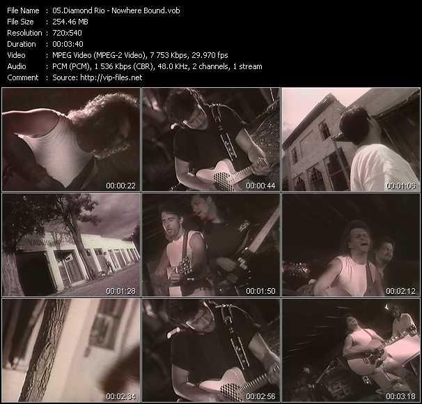 Diamond Rio video screenshot