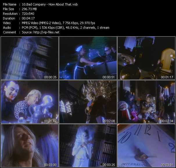 Bad Company video screenshot