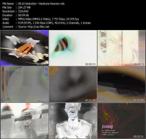 Dj Seduction video screenshot