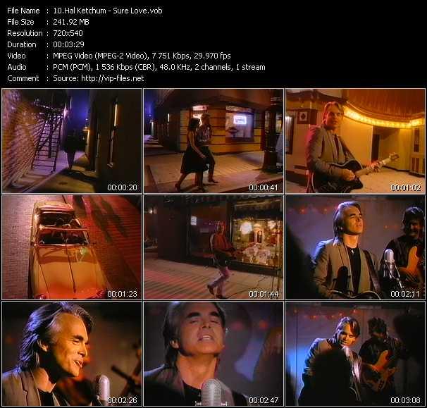 Hal Ketchum video screenshot