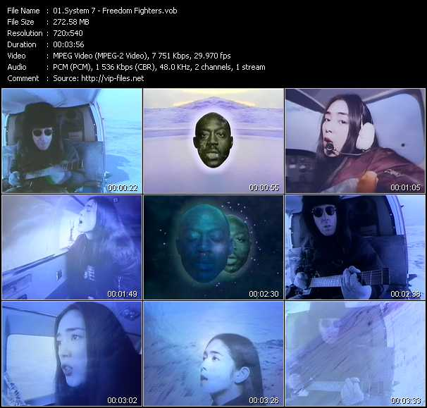 System 7 video screenshot