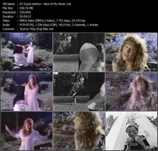 Susan Ashton video screenshot