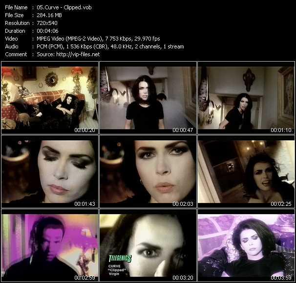 Curve video screenshot