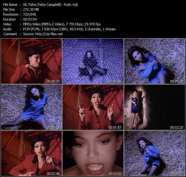Tisha (Tisha Campbell) video screenshot