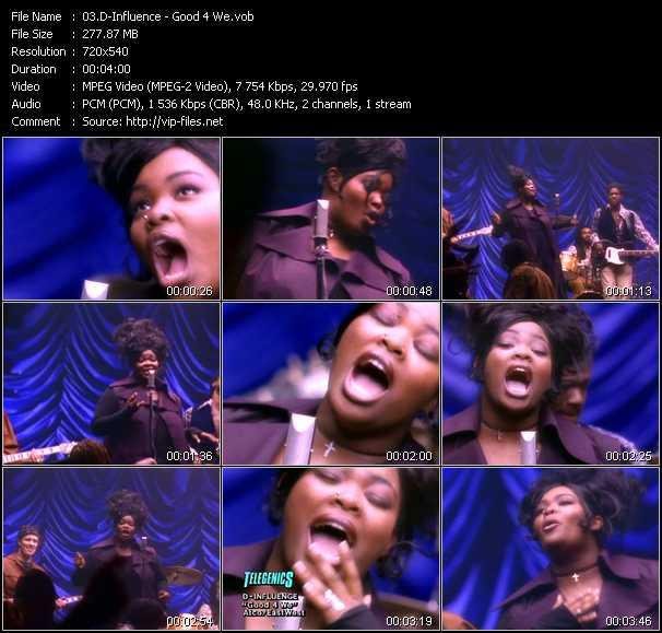 D-Influence video screenshot