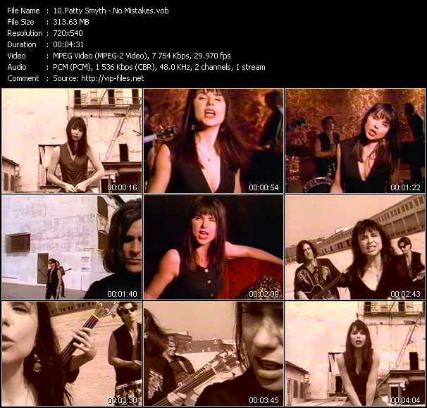 Patty Smyth video screenshot