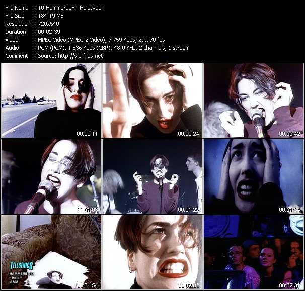 Hammerbox video screenshot