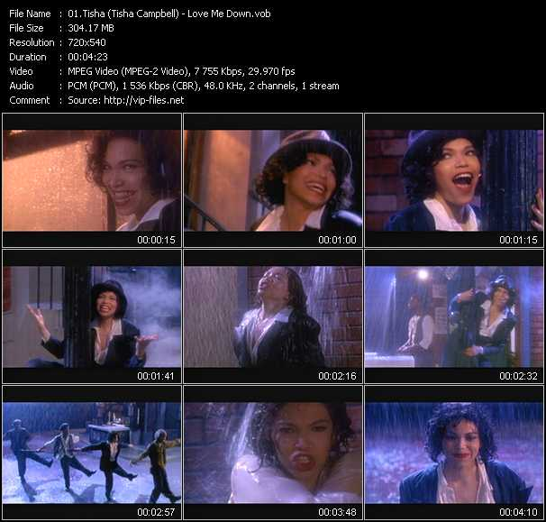 Tisha (Tisha Campbell) video screenshot