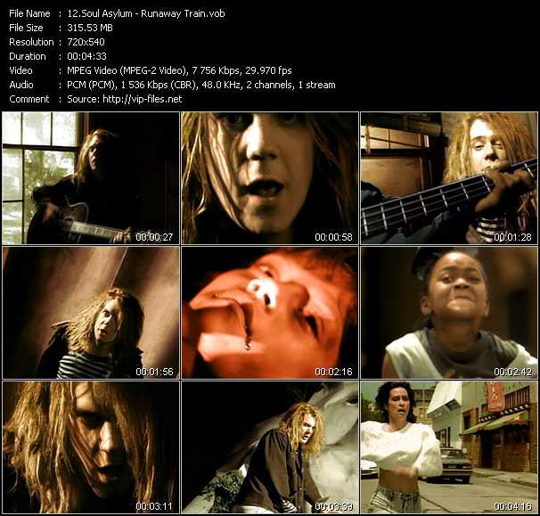 Soul Asylum video screenshot