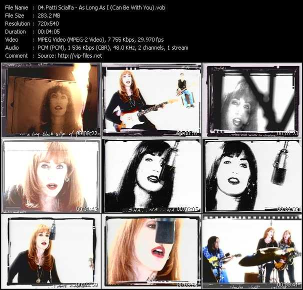 Patti Scialfa video screenshot