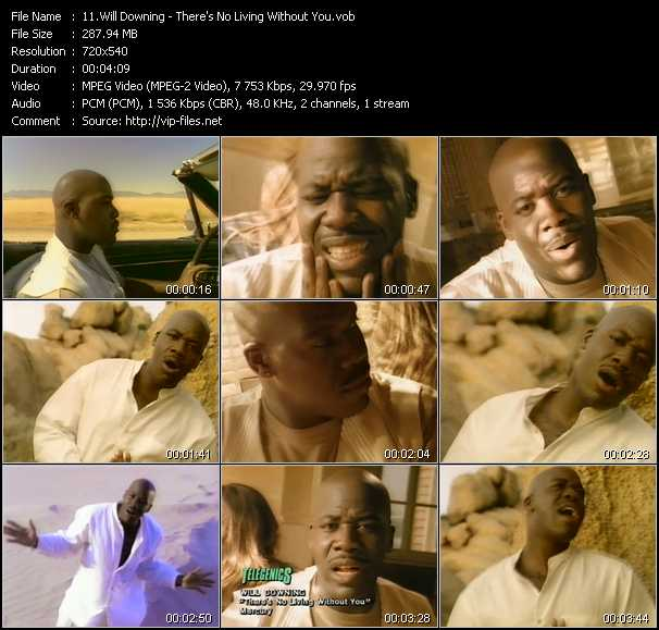 Will Downing video screenshot