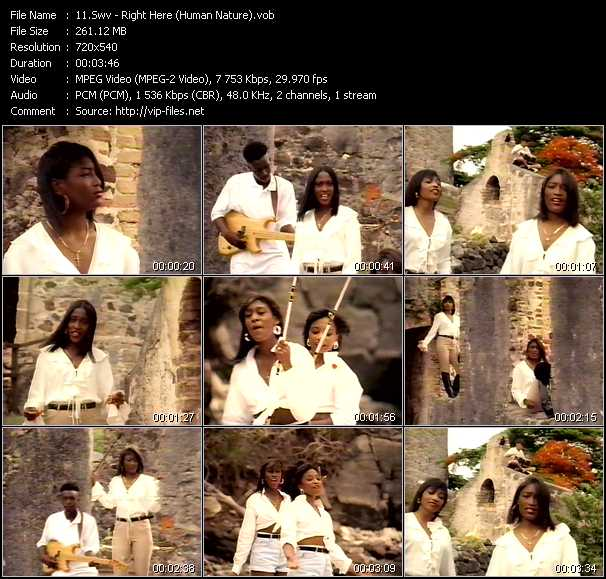 Swv video screenshot