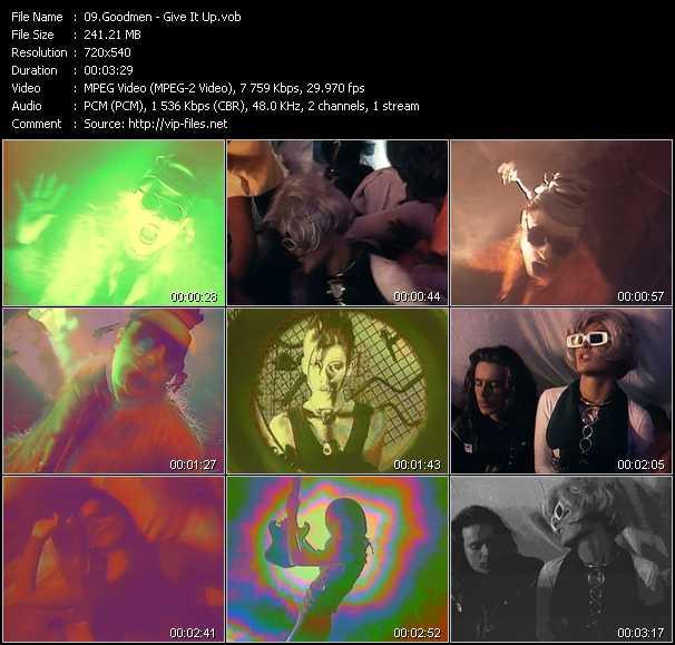 Goodmen video screenshot