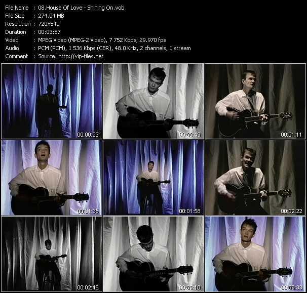 House Of Love video screenshot