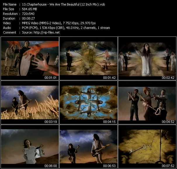 Chapterhouse video screenshot