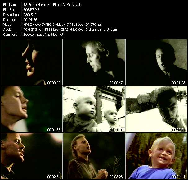 Bruce Hornsby video screenshot
