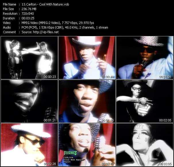 Carlton video screenshot
