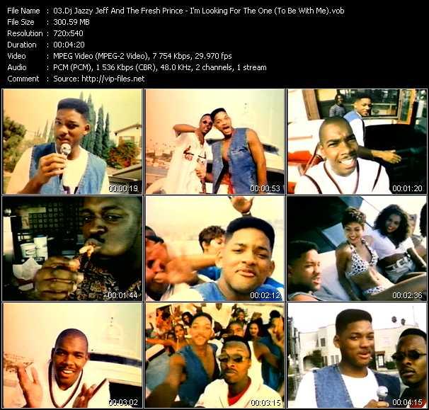 Dj Jazzy Jeff And The Fresh Prince video screenshot