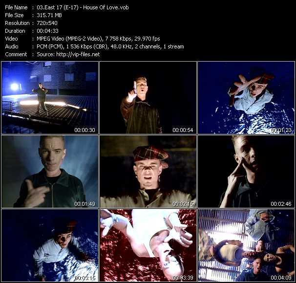 East 17 (E-17) video screenshot