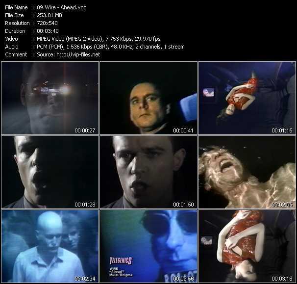 Wire video screenshot