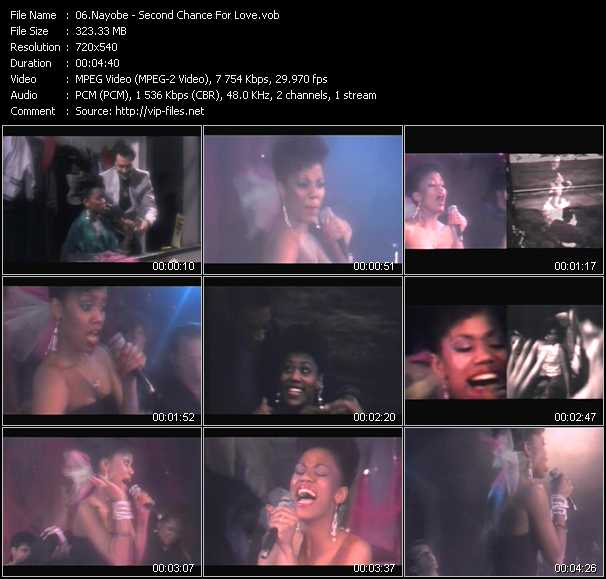 Nayobe video screenshot