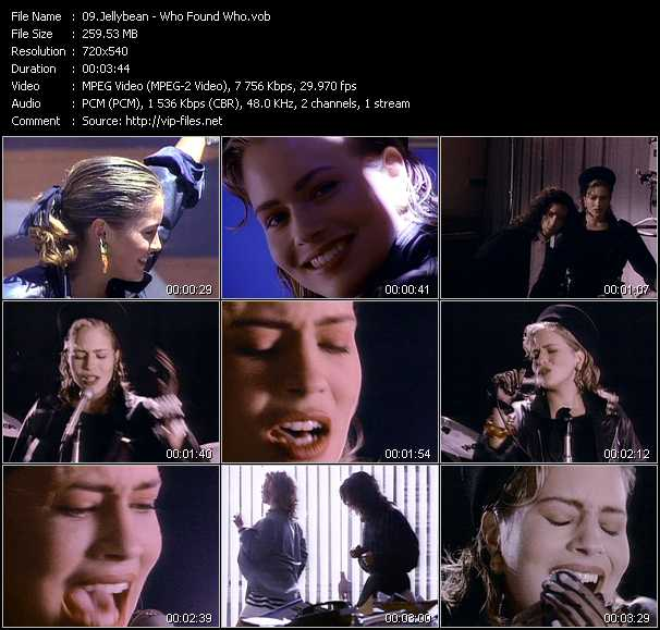 Jellybean Feat. Elisa Fiorillo video screenshot