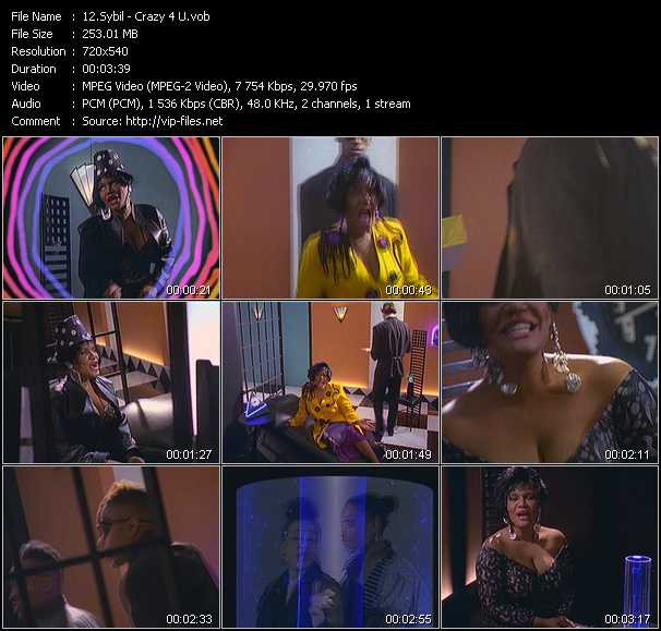 Sybil video screenshot