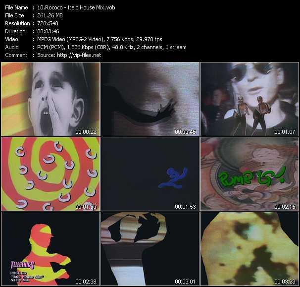 Rococo video screenshot