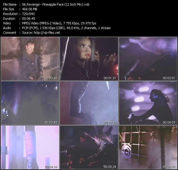 Revenge video screenshot