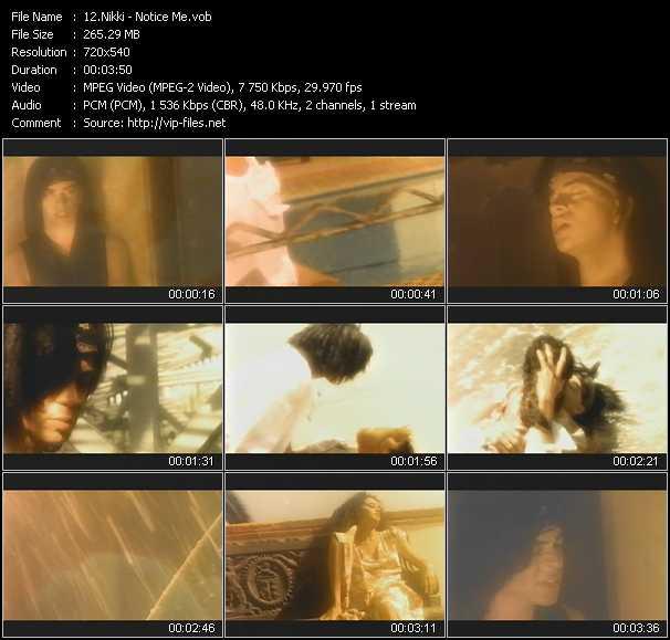 Nikki video screenshot