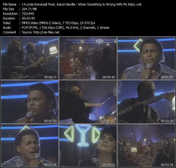 Linda Ronstadt Feat. Aaron Neville video screenshot