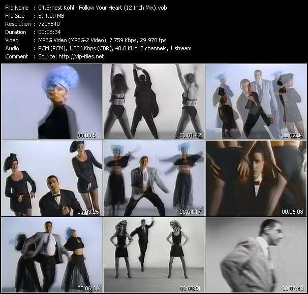 Ernest Kohl video screenshot