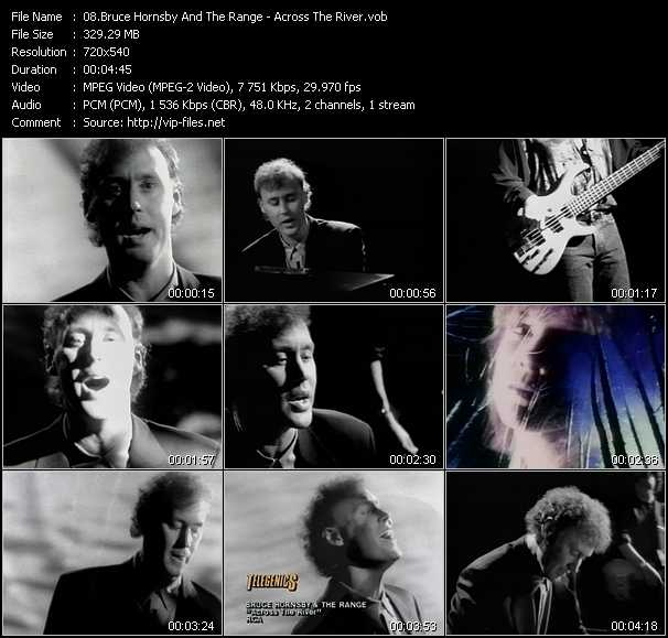 Bruce Hornsby And The Range video screenshot