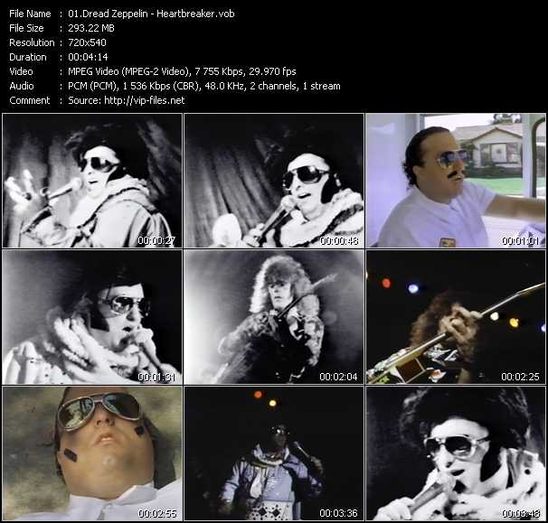 Dread Zeppelin video screenshot