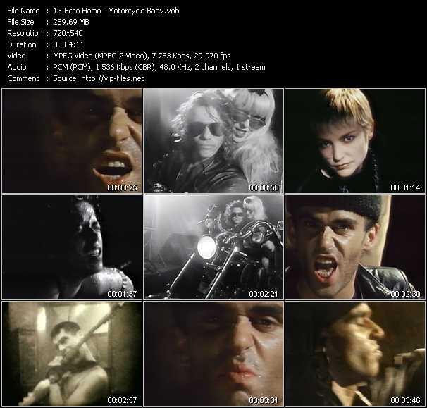 Ecco Homo video screenshot