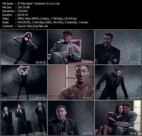 Mac Band video screenshot