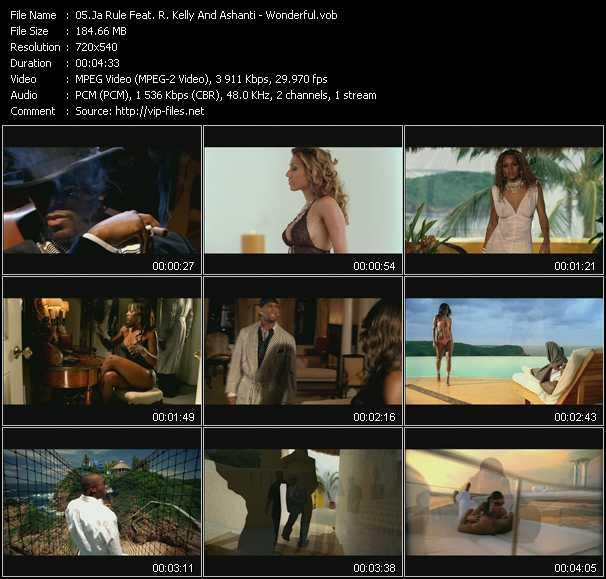 video Wonderful screen