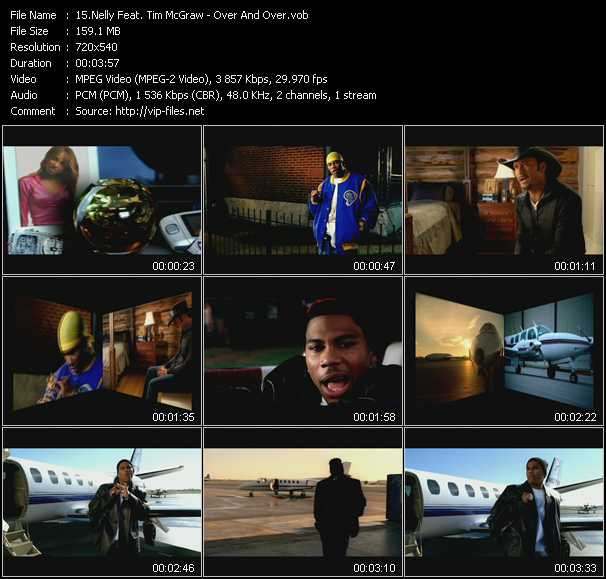 Nelly Feat. Tim McGraw video screenshot