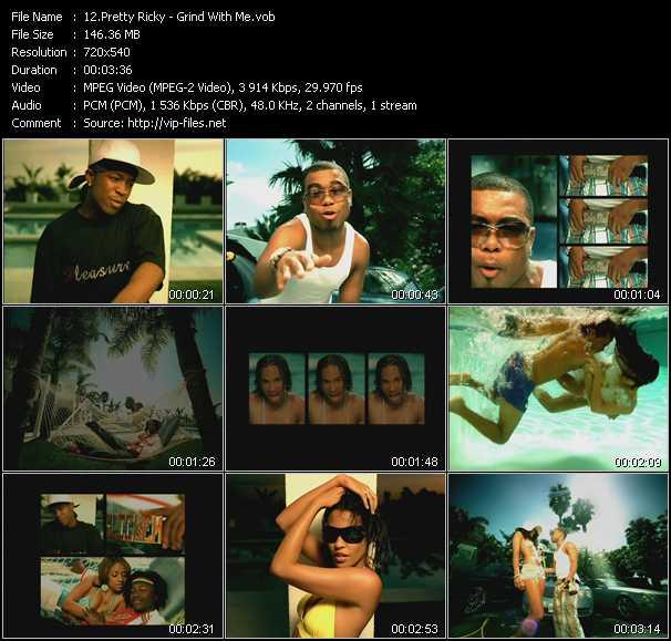 Pretty Ricky video screenshot