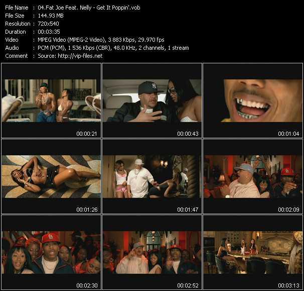 Fat Joe Feat. Nelly video screenshot