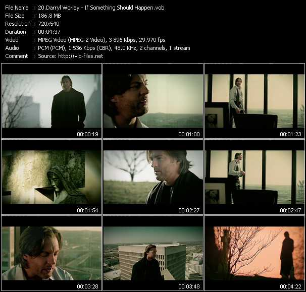 Darryl Worley video screenshot