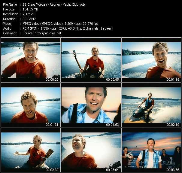 Craig Morgan video screenshot