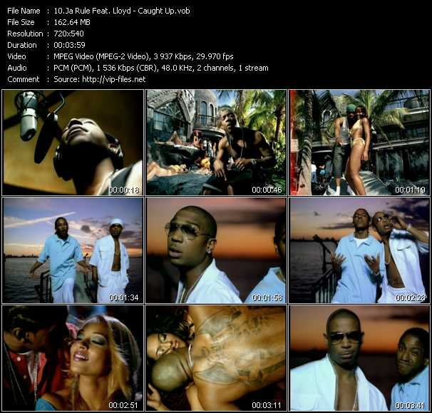 Ja Rule Feat. Lloyd video screenshot