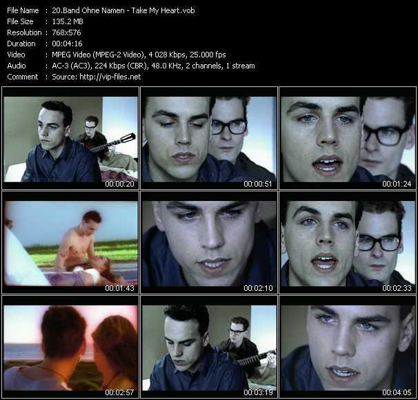 Band Ohne Namen video screenshot