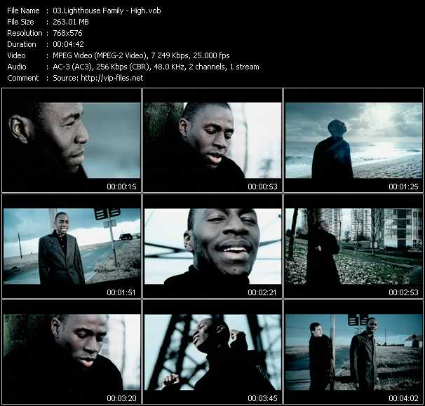 Lighthouse Family video screenshot