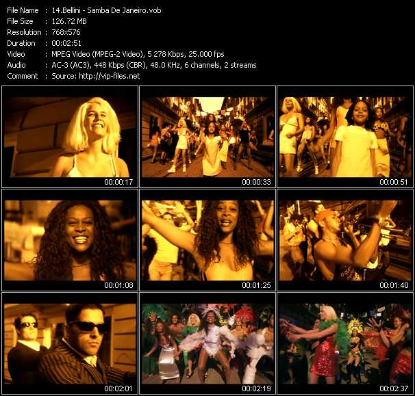 Bellini video screenshot