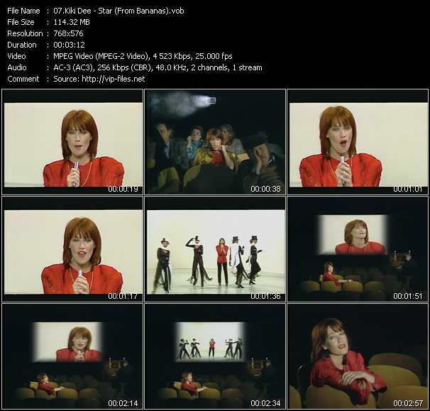 Kiki Dee video screenshot